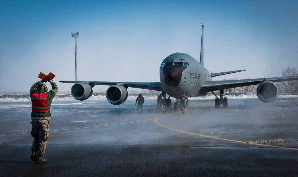 KC-135-on-Tarmac-USAF